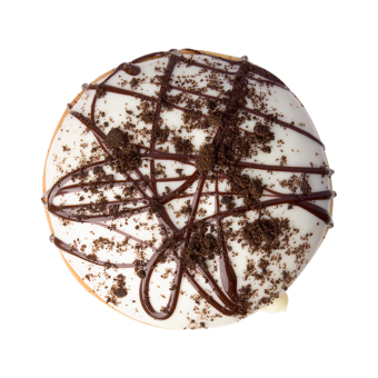 Choc Cheesecake Doughnut