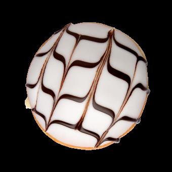 Vanilla Slice Doughnut